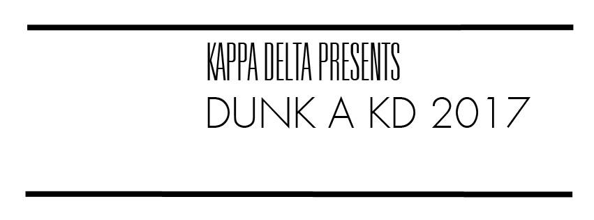 """Dunk a KD"" for a great cause"