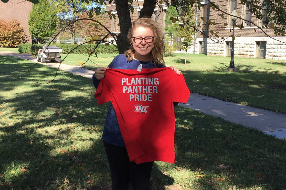 Planting panther pride: Drury shares its sustainability efforts and tips