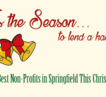 Tis the season…to lend a hand: give to a local nonprofit