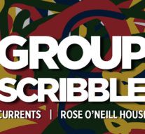 """""""Currents"""" to host group scribble for spring issue's art"""